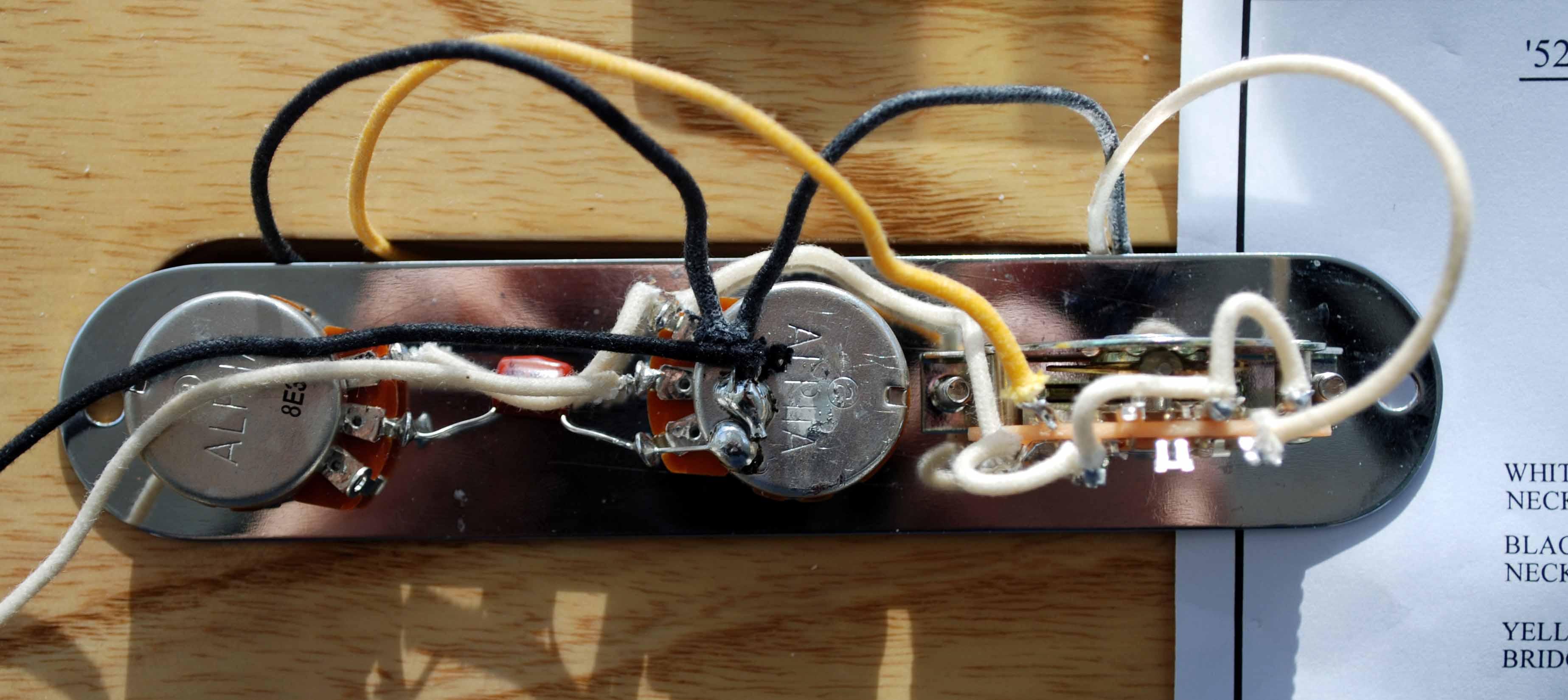 [EQHS_1162]  FF_5942] Telecaster Wiring Diagram On Fender Usa Standard Telecaster Wiring  Free Diagram   Fender 52 Tele Wiring Diagrams      Jidig Boapu Mohammedshrine Librar Wiring 101