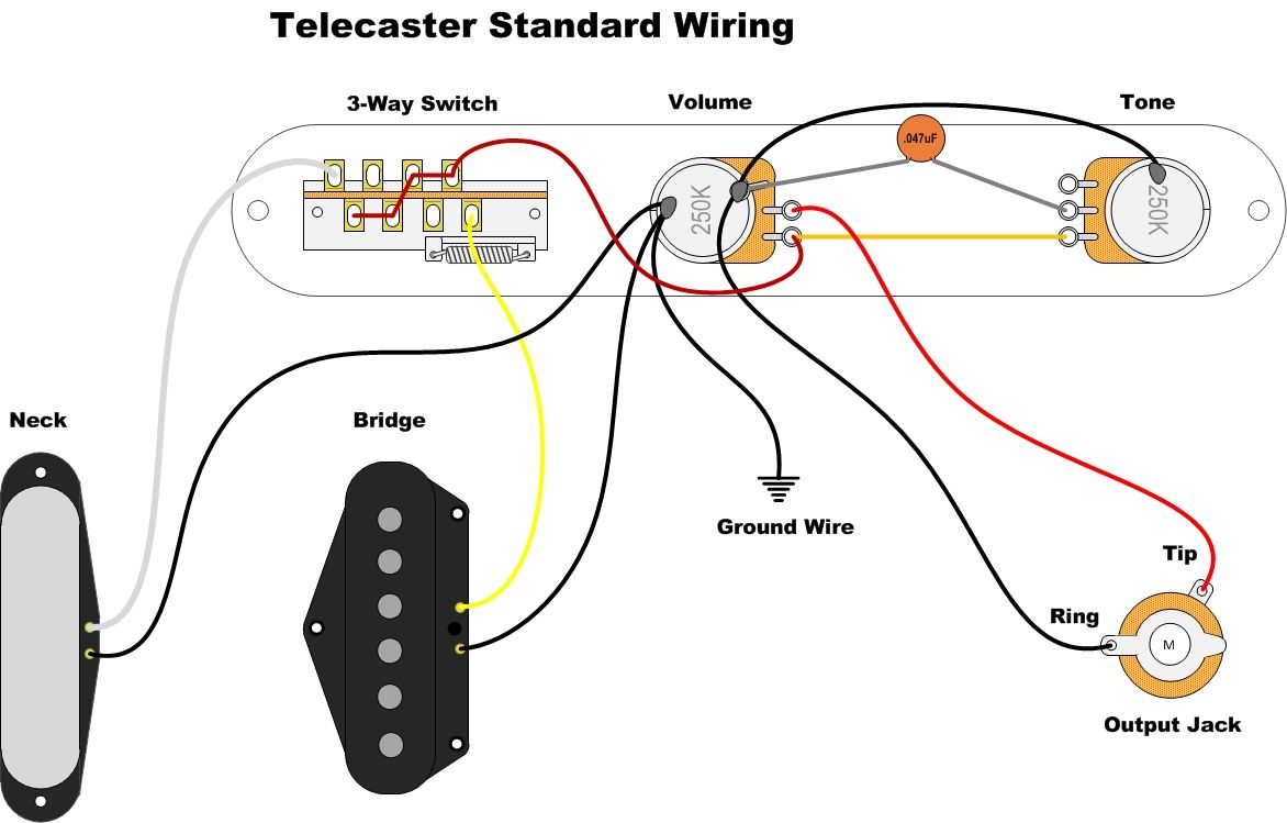 telecaster fender wire diagrams of 6845  3 way switch wiring diagram for telecaster schematic wiring  switch wiring diagram for telecaster