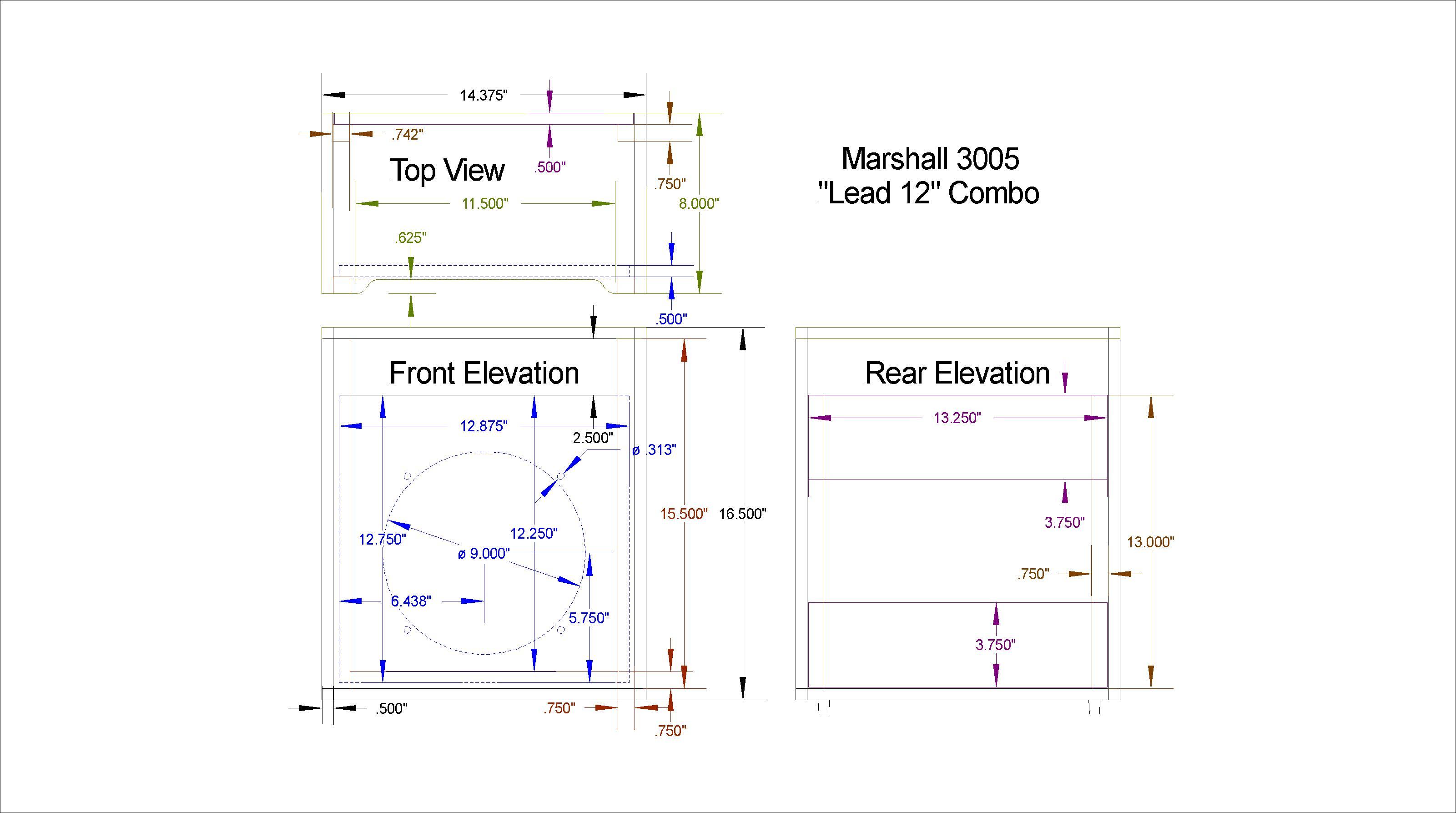 Marshall 4x12 Stereo Wiring Diagram