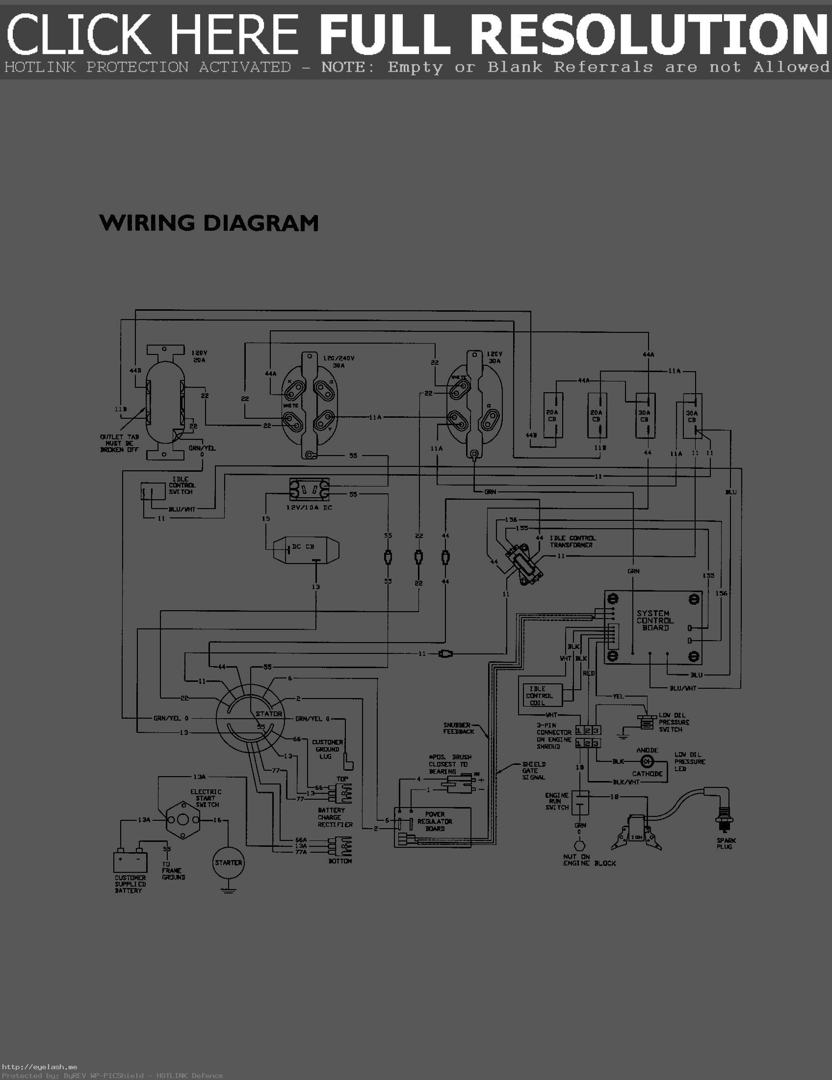 generac engine wiring diagram gh 6885  generator wiring diagram on generac rv generator wiring  generator wiring diagram on generac rv