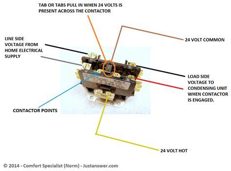 carrier contactor wiring diagram  westpoint refrigerator