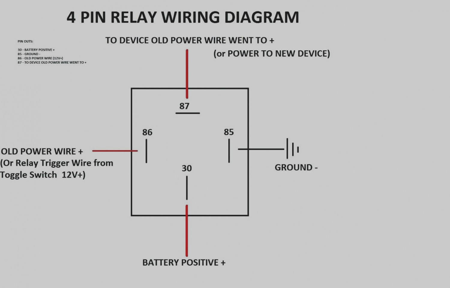 4 pole relay wiring diagram nk 4849  pin relay wiring diagram pictures wire diagram 4 pin  pin relay wiring diagram pictures wire