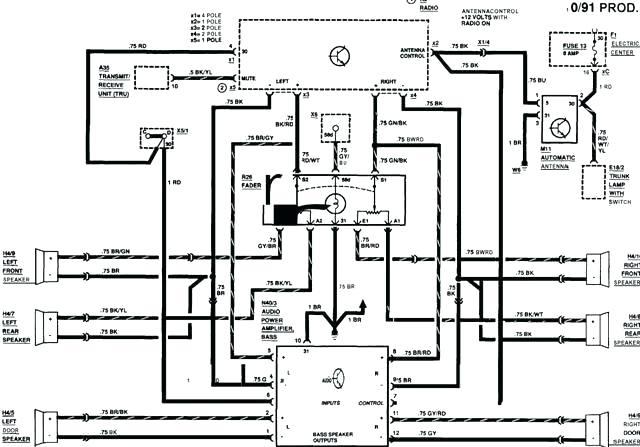 1993 mercedes 300e radio wiring diagram  wiring diagram