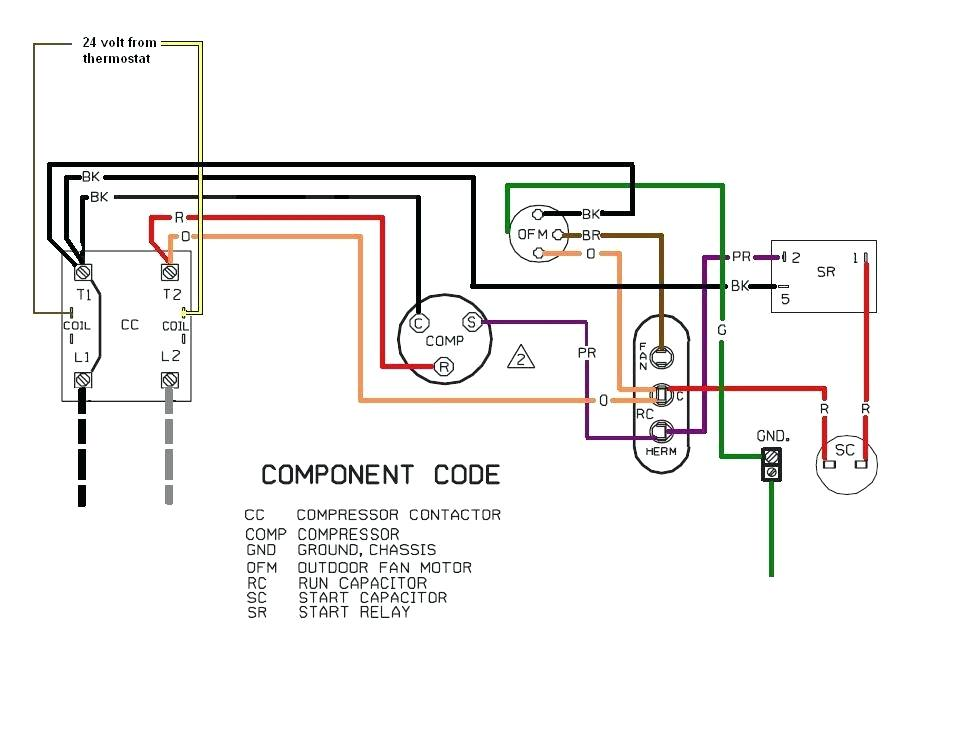 ED_1592] Carrier Condensing Unit Wiring Diagram Schematic WiringPapxe Xero Mohammedshrine Librar Wiring 101