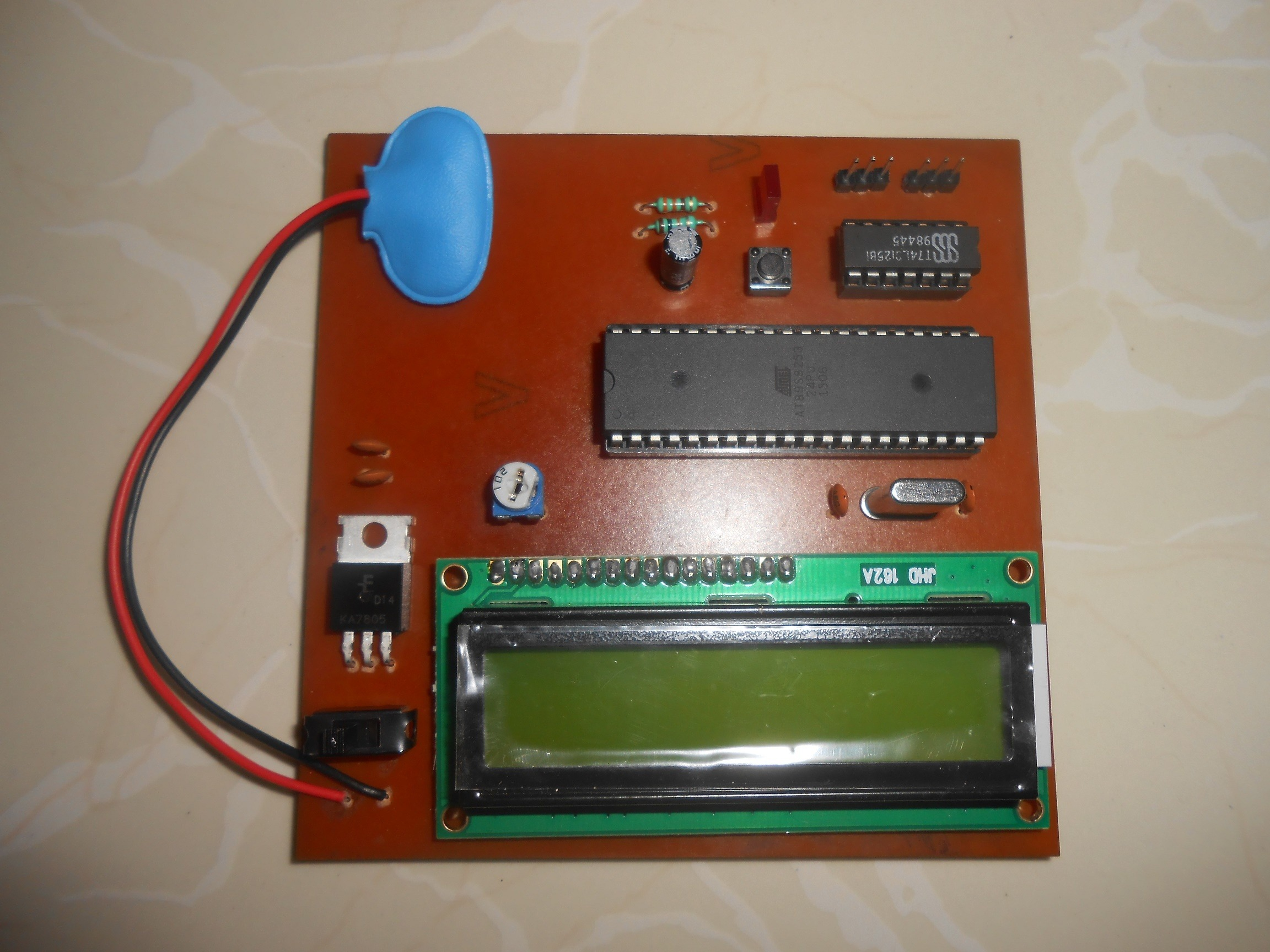 Magnificent How To Print A Single Layer Pcb At Home Quora Wiring Cloud Rometaidewilluminateatxorg