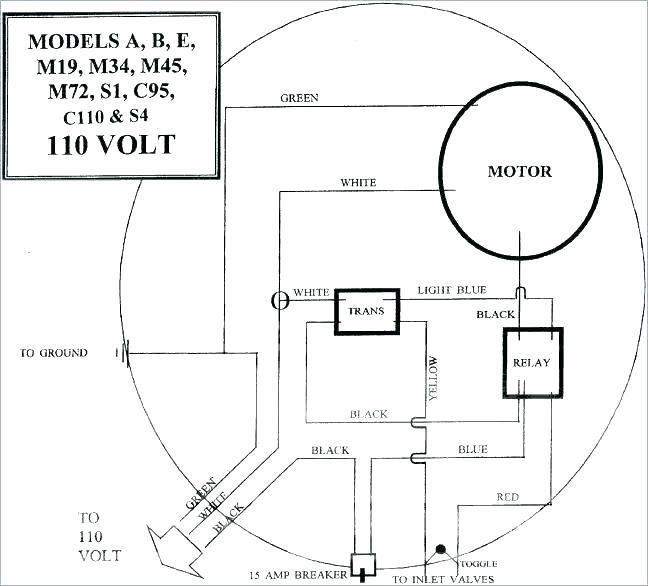 Rainbow Vacuum Cleaner Wiring Diagram