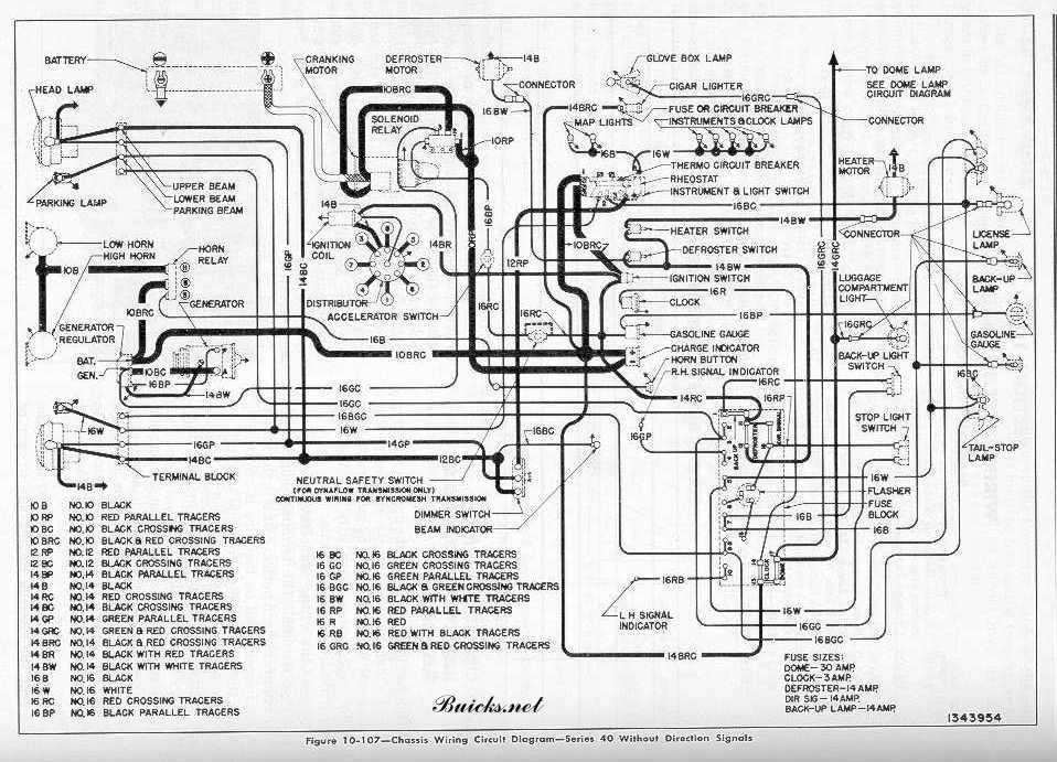Excellent 1951 Buick Models Wiring Cloud Grayisramohammedshrineorg