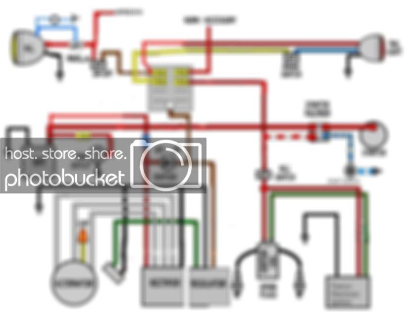 Tremendous 79 Xs650 Bobber Wiring Diagram Wiring Diagram Data Schema Wiring Cloud Licukshollocom