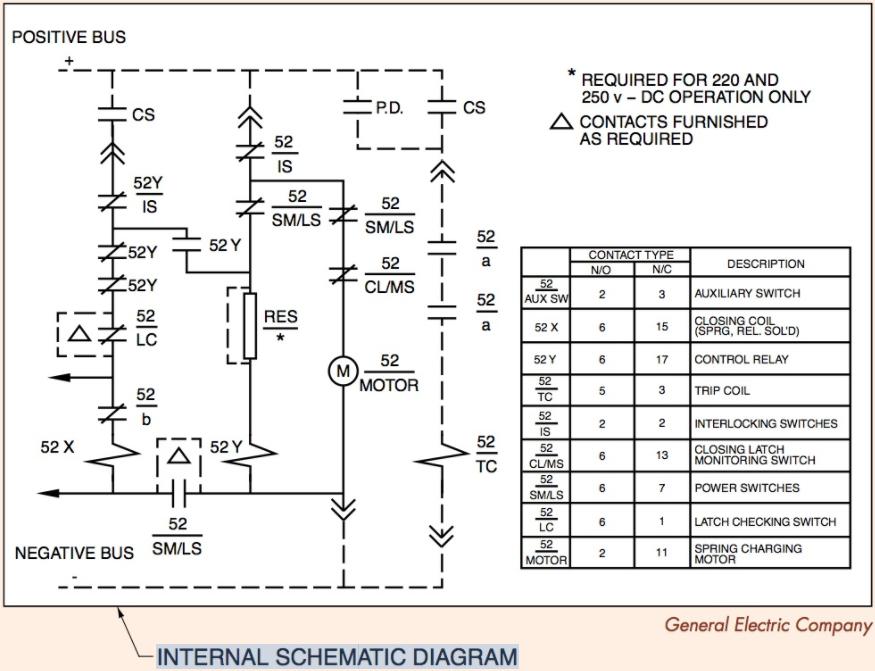 Cg 3212 Abb Power Circuit Breaker Wiring Diagram Free