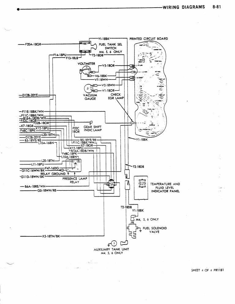 Xl 7949  Dodge Motorhome Wiring Diagrams Schematic Wiring