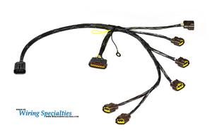 Tremendous Nissan 240Sx S13 Rb20Det Transmission Harness Wiring Specialties Wiring Cloud Licukosporaidewilluminateatxorg