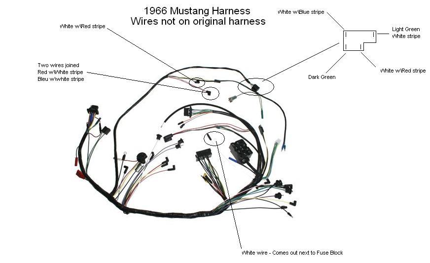 rl1125 66 mustang dash wiring diagram free diagram
