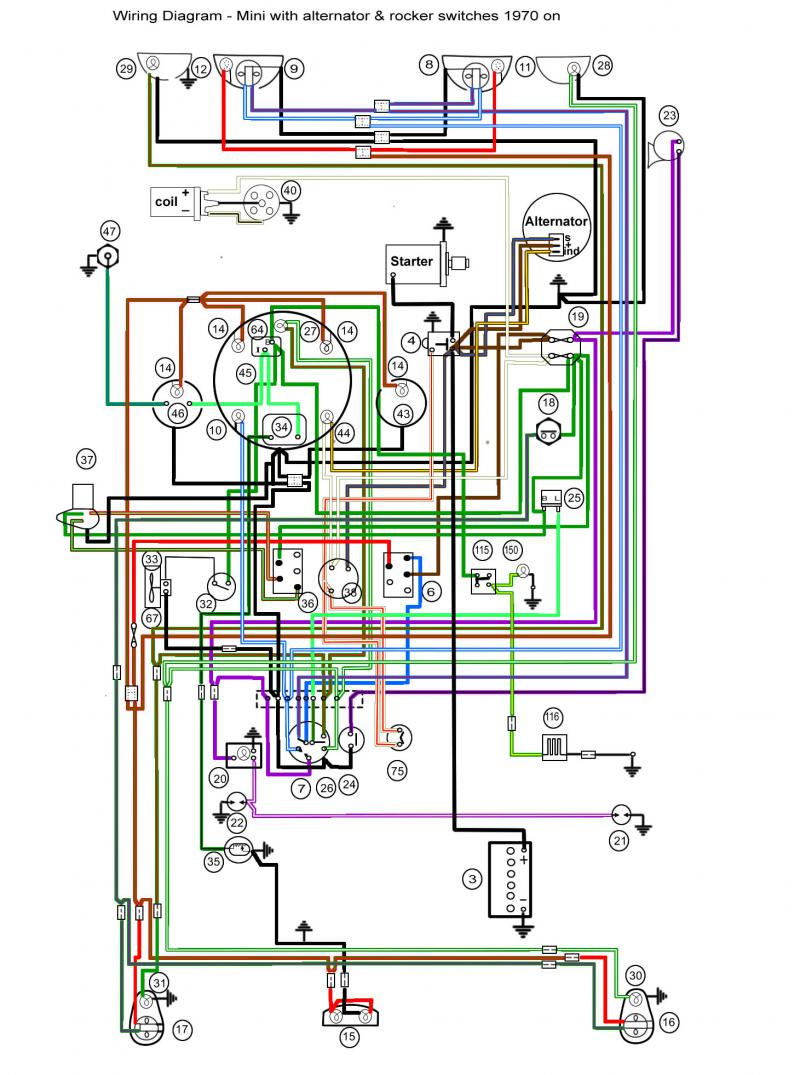 Mini Cooper R56 Headlight Wiring Diagram