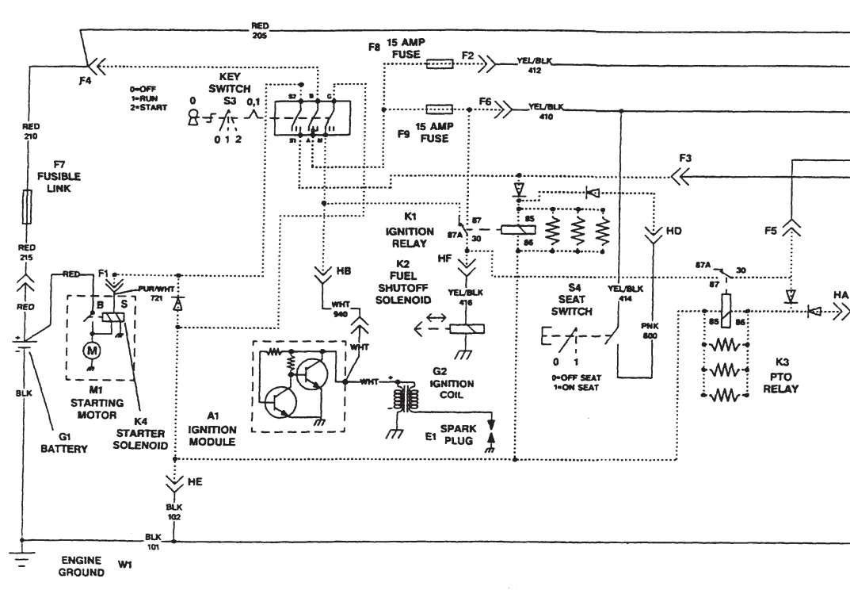 John Deere Lx400 Wiring Diagram   F400 40 40 Liter Engine Diagrams ...