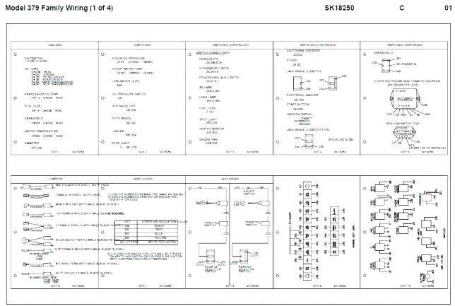 nz5100 2006 379 peterbilt wiring diagram schematic wiring