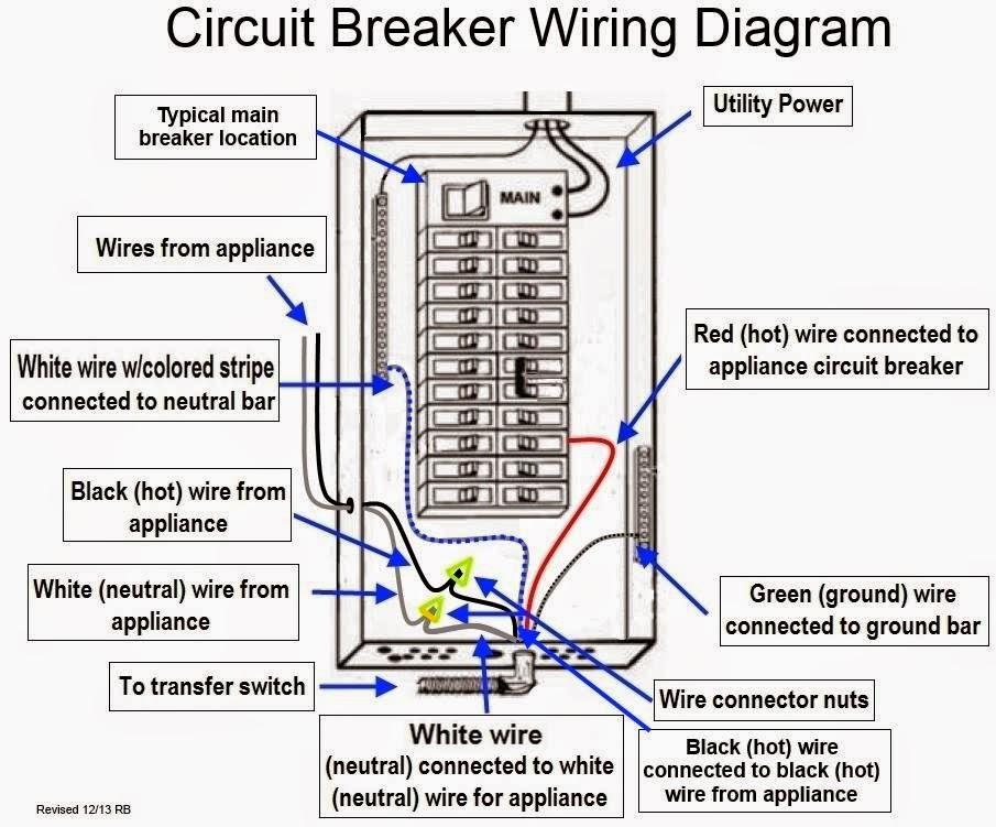 XL_0035] Breaker Box Wiring Diagram Download DiagramErbug Heeve Mohammedshrine Librar Wiring 101