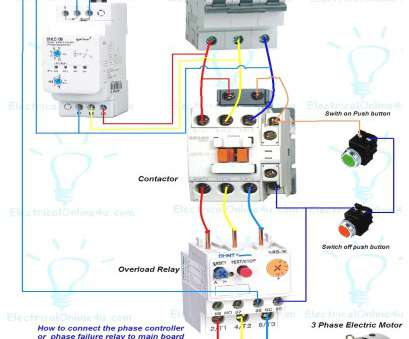 OA_6317] Phase Contactor Wiring On Single Pole Ac Contactor Wiring Diagram  Schematic WiringNekout Expe Nnigh Benkeme Mohammedshrine Librar Wiring 101