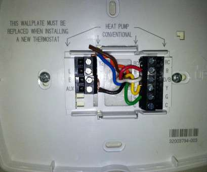 Za 0677 Honeywell Thermostat Installation And Wiring Youtube Wiring Diagram