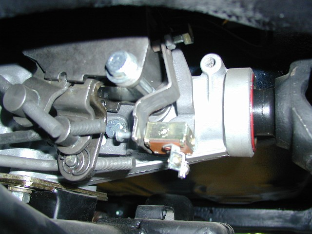 4 spd Back Up Light Switch 1969 Mustang