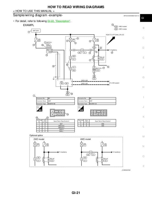 OO_8333] 08 Nissan Pathfinder Radio Wiring Diagram Free DiagramCana Anth Over Jebrp Mohammedshrine Librar Wiring 101