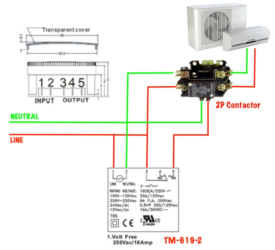 2 Pole Contactor Wiring Honda Civic Ignition Wiring Begeboy Wiring Diagram Source