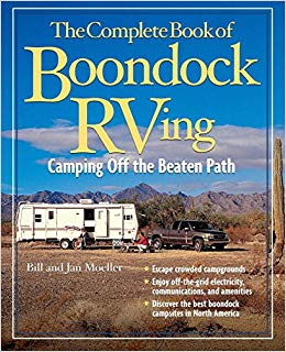Amazing The Complete Book Of Boondock Rving Camping Off The Beaten Path Wiring Cloud Intelaidewilluminateatxorg