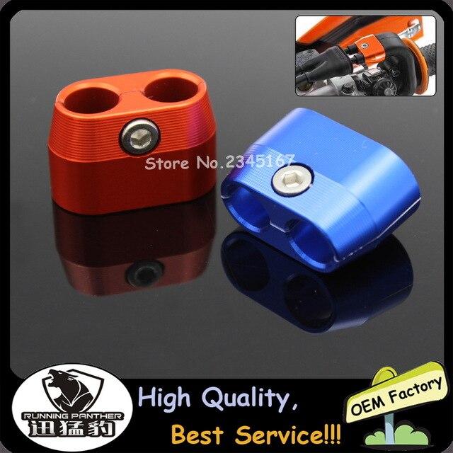 Remarkable Orange Blue Motorcycle Throttle Cable Protection Guard Cover For Wiring Cloud Icalpermsplehendilmohammedshrineorg