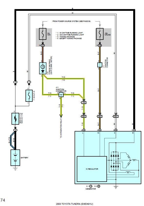 toyota alternator wiring diagram so 3771  2000 toyota tundra alternator wiring toyota corolla alternator wiring diagram toyota tundra alternator wiring