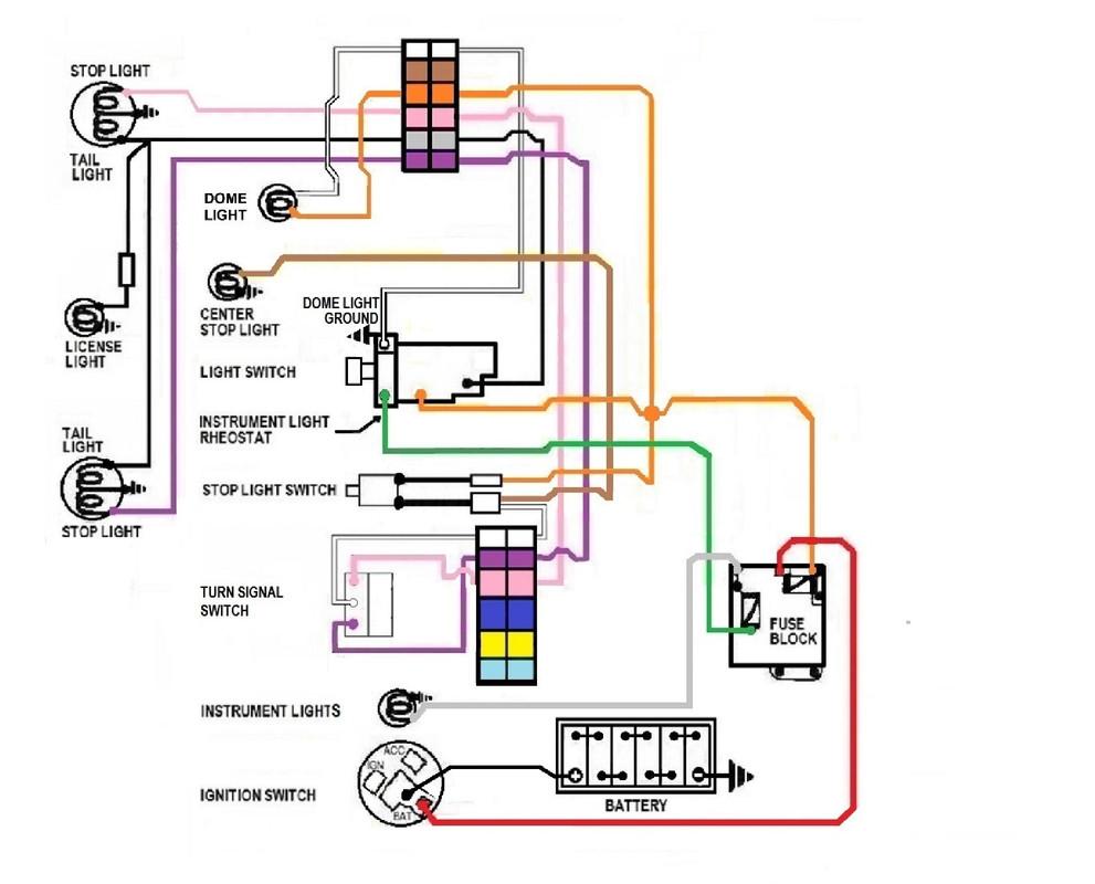 Ke 3299  Belair Wiring Diagram Trifivecom 1955 Chevy 1956