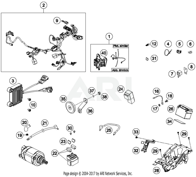 2012 Ktm 350 Exc F Wiring Diagram