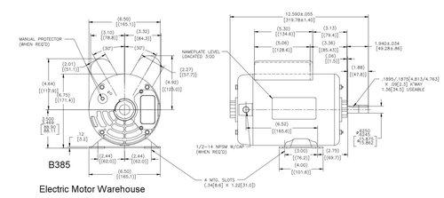 Century 5 Hp Electric Motor Wiring Diagram Wiring Diagram For Gas Gauge And Sending Unit Basic Wiring Losdol2 Jeanjaures37 Fr