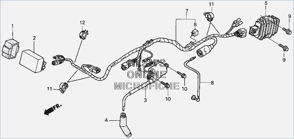 Honda Trx400ex Wiring Diagram