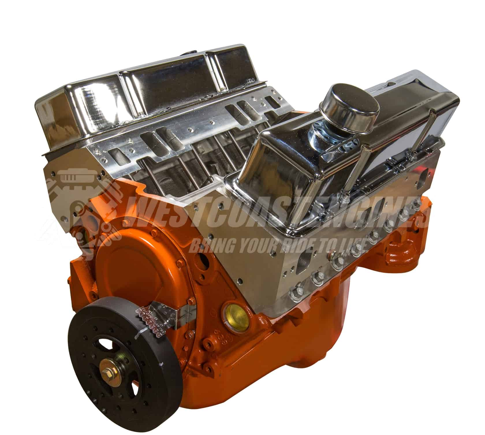 Terrific 383 Stroker 500 Hp Turnkey Motor The Rumbler West Coast Engines Wiring Cloud Waroletkolfr09Org