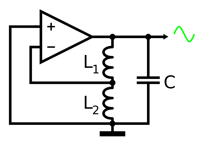 Stupendous Circuit Notes This Circuit Is A Modified Hartley Oscillator With Wiring Cloud Grayisramohammedshrineorg