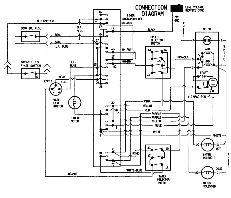 Whirlpool K40 Ice Machine Wiring Diagram