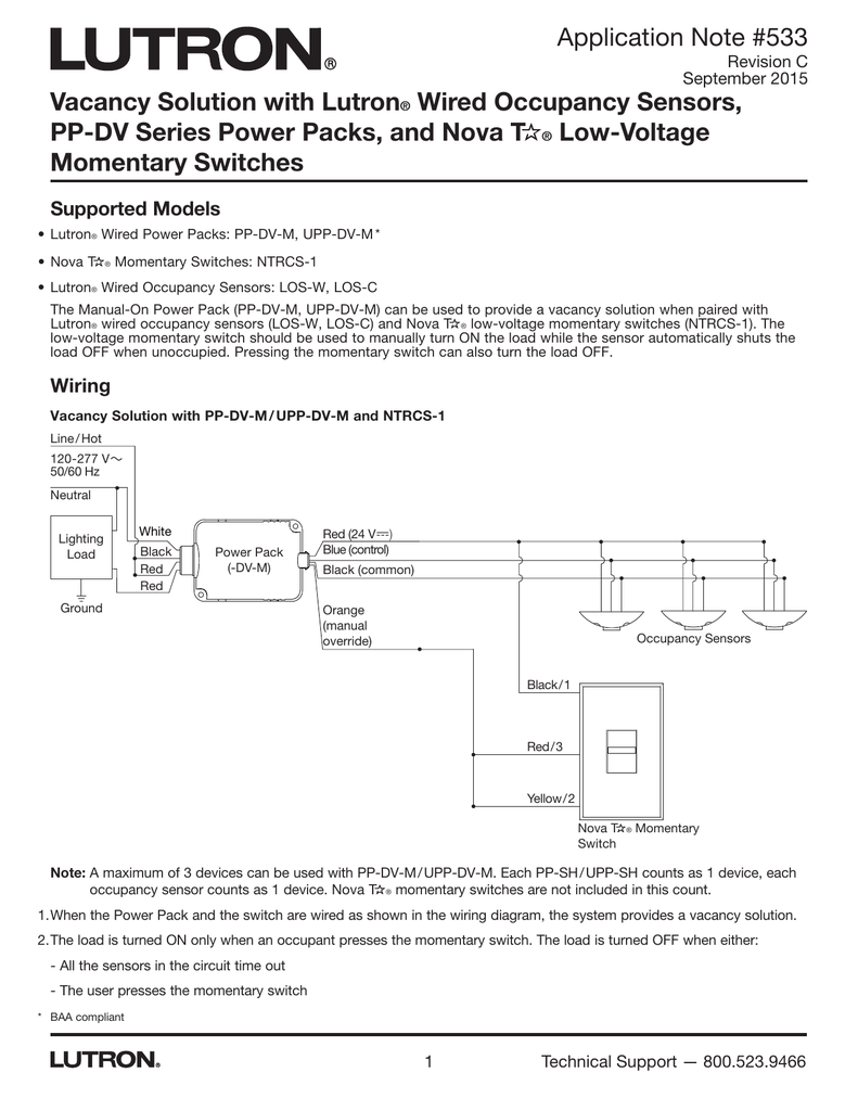 Lutron Maestro Occupancy Sensor Wiring Diagram from static-assets.imageservice.cloud