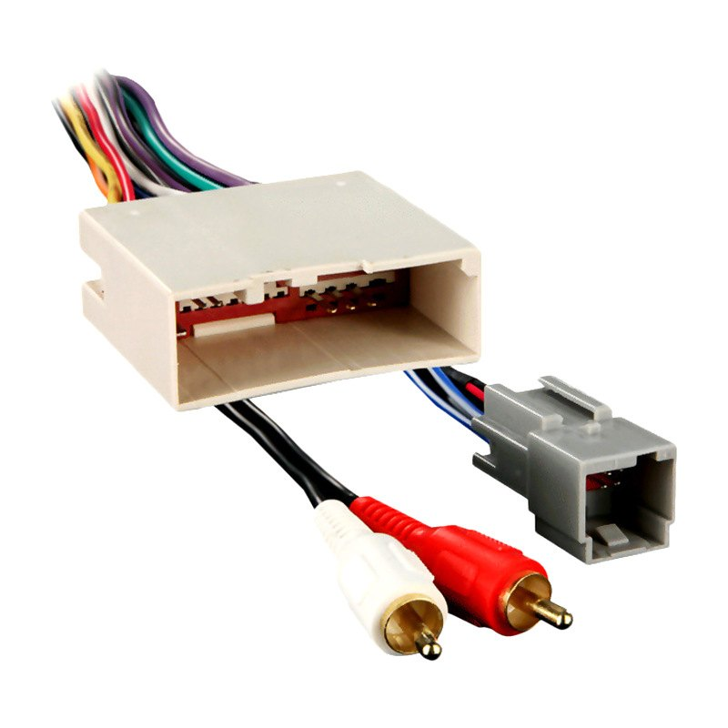 Peachy Metra 70 5521 Aftermarket Radio Wiring Harness With Oem Plug And Wiring Cloud Orsalboapumohammedshrineorg