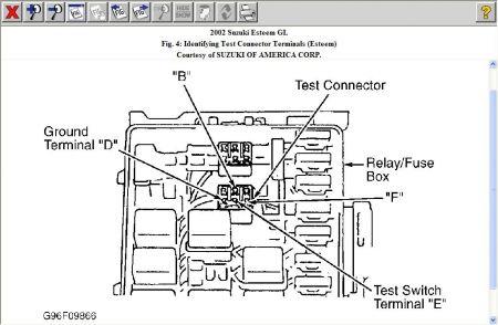 SL_3514] 2001 Suzuki Esteem Belt Diagram Wiring SchematicKnie Umize Hyedi Mohammedshrine Librar Wiring 101
