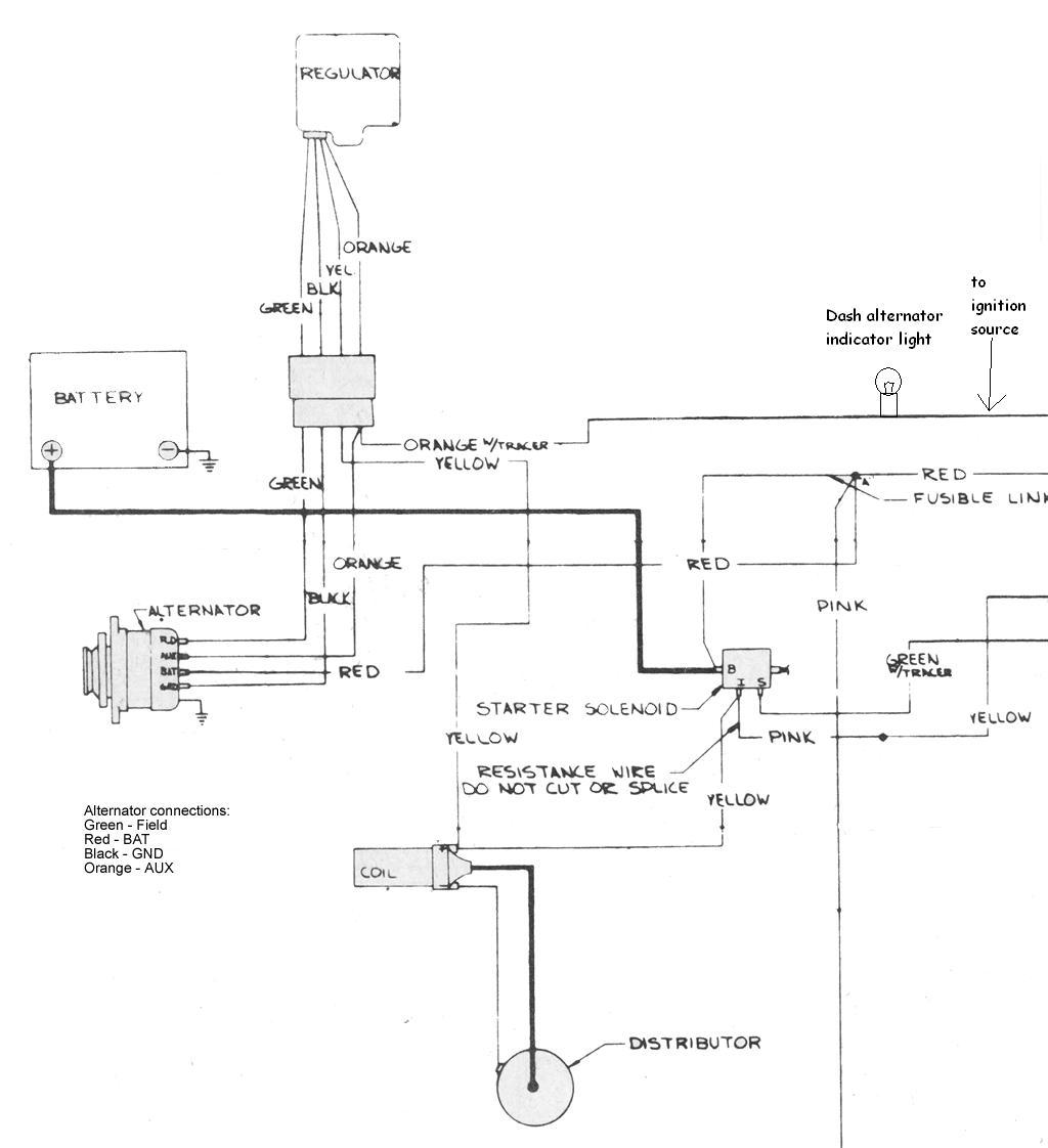 AK_1606] Alternator 1976 Jeep Ignition Module Wiring Schematic WiringKook Caba Vira Birdem Inama Mohammedshrine Librar Wiring 101