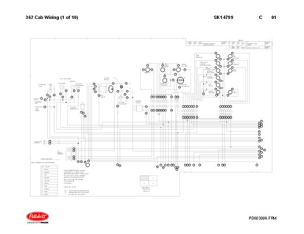 Astonishing Peterbilt 359 Complete Electrical Wiring Diagrams Wiring Cloud Domeilariaidewilluminateatxorg