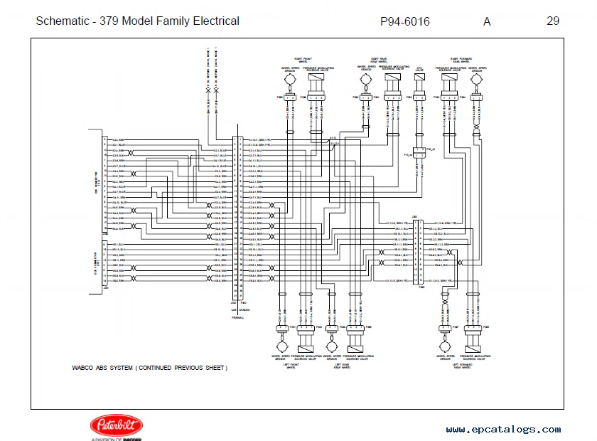 Magnificent Peterbilt 389 Wiring Diagram Electronic Schematics Collections Wiring Cloud Hemtegremohammedshrineorg