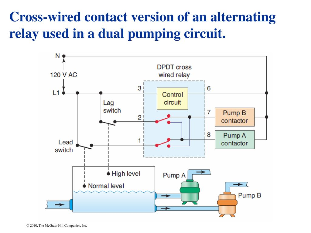 circuit diagram alternating relay switch fv 6509  electric relay companies schematic wiring  electric relay companies schematic wiring
