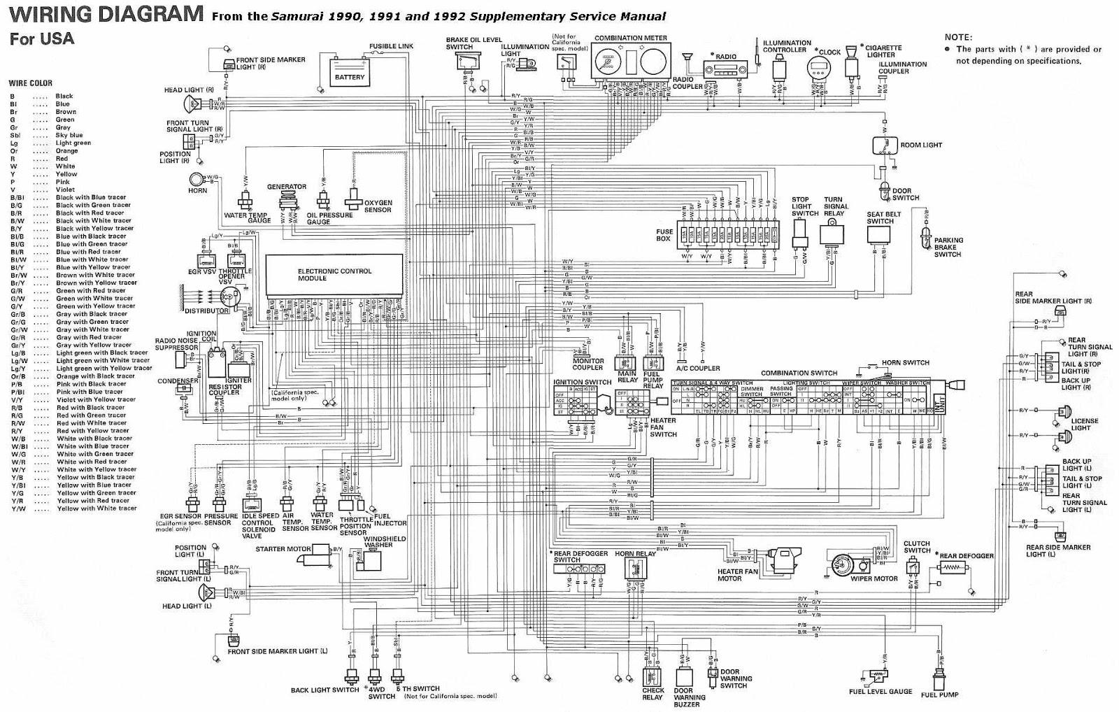 Miraculous Suzuki Vitara 16V 1997 Wiring By Diagram Suzuki Forums Suzuki Wiring Cloud Timewinrebemohammedshrineorg