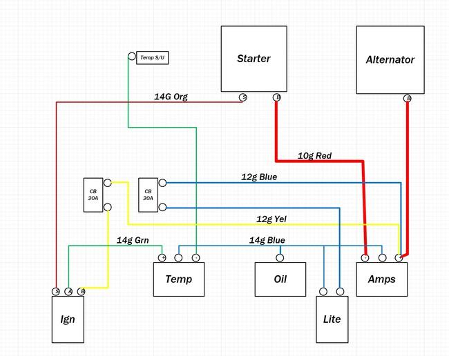 OW_8604] Amp Gauge Wiring Amp Gauge Wiring Diagram Free DiagramBedr Papxe Mohammedshrine Librar Wiring 101