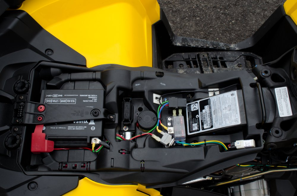 Remarkable Can Am Outlander Fuse Box Wiring Diagram Database Wiring Cloud Domeilariaidewilluminateatxorg