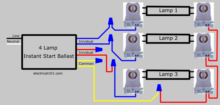 Excellent 3 Bulb Ballast Wiring Diagram Wiring Diagram Database Wiring Cloud Onicaalyptbenolwigegmohammedshrineorg