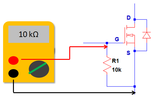 Prime How To Know If Mosfet Is Defective Electronicsbeliever Wiring Cloud Rdonaheevemohammedshrineorg