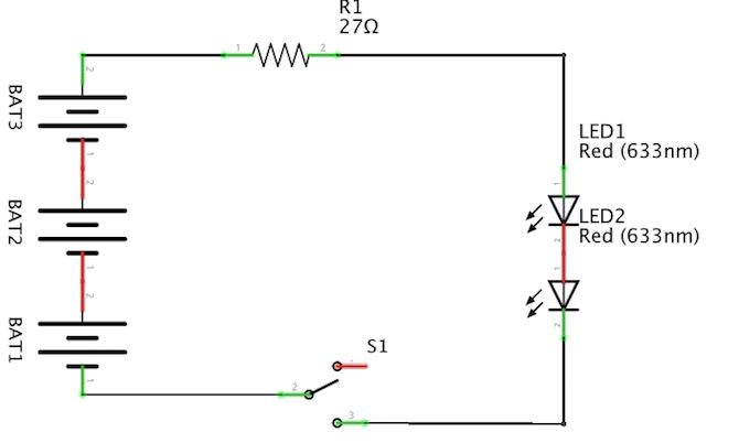 Wondrous Let S Start With A Simple Series Circuit Auto Electrical Wiring Wiring Cloud Counpengheilarigresichrocarnosporgarnagrebsunhorelemohammedshrineorg