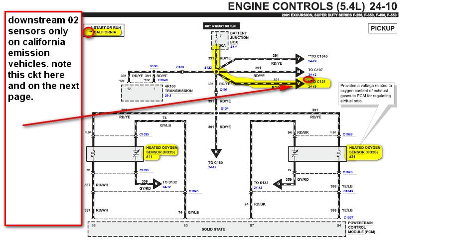 [ZHKZ_3066]  BA_3825] Ford Super Duty Oxygen Sensor Diagram Free Diagram | Ford Oxygen Sensor Wiring |  | Inrebe Exmet Papxe Mohammedshrine Librar Wiring 101