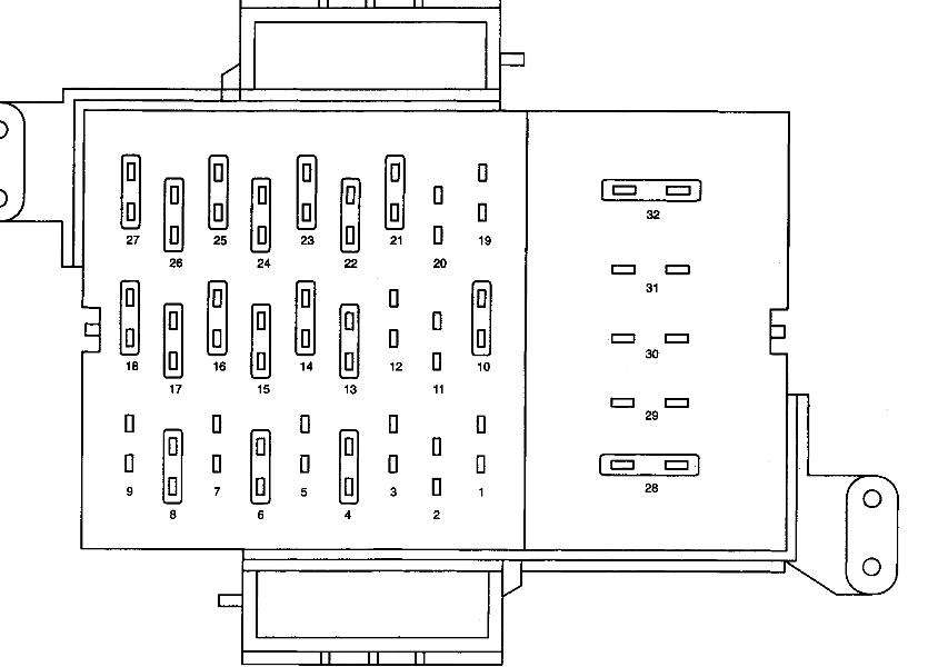 TE_0105] 2001 Crown Vic Fuse Diagram Download DiagramBarep Over Boapu Mohammedshrine Librar Wiring 101